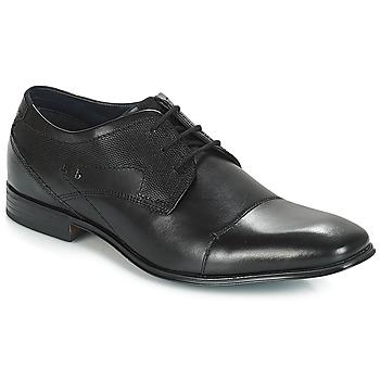 Obuća Muškarci  Derby cipele Bugatti ROMEI Crna