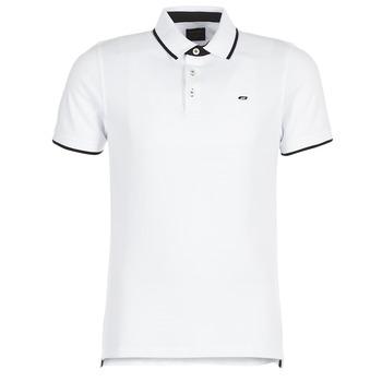 Odjeća Muškarci  Polo majice kratkih rukava Jack & Jones JJEPAULOS Bijela