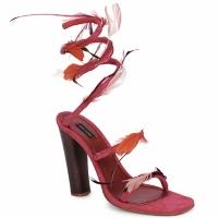 Obuća Žene  Sandale i polusandale Marc Jacobs MJ16385 Ružičasta