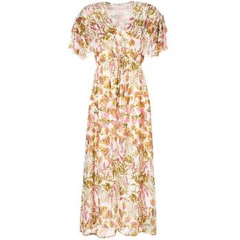 Odjeća Žene  Duge haljine Derhy ALEXANDRIN Krem boja