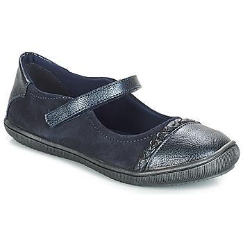 Obuća Djevojčica Balerinke i Mary Jane cipele André LOUISA Blue