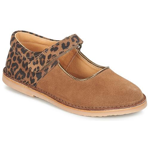 Obuća Djevojčica Balerinke i Mary Jane cipele André AURORA Camel