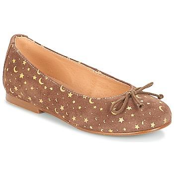 Obuća Djevojčica Balerinke i Mary Jane cipele André MOON Taupe