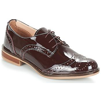 Obuća Žene  Derby cipele André PLYMOUTH Bordo
