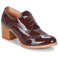 Obuća Žene  Derby cipele André BIRMINGHAM Bordo