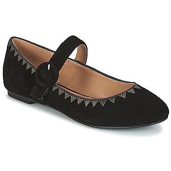 Obuća Žene  Balerinke i Mary Jane cipele André ALBOROZA Crna