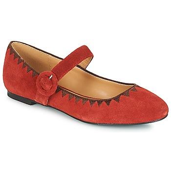 Obuća Žene  Balerinke i Mary Jane cipele André ALBOROZA Red