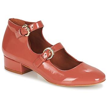 Obuća Žene  Balerinke i Mary Jane cipele André GABIE Ružičasta