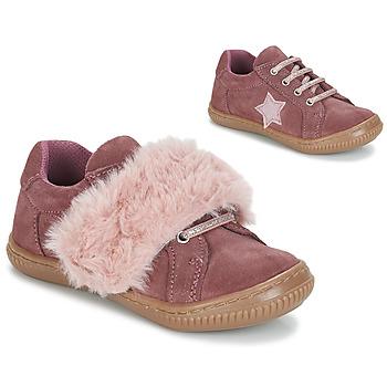 Obuća Djevojčica Derby cipele André RUBAN Ružičasta