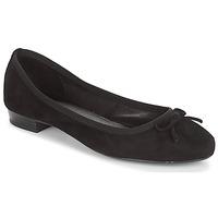 Obuća Žene  Balerinke i Mary Jane cipele André CINDY Crna
