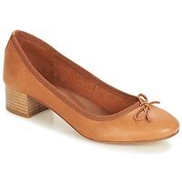 Obuća Žene  Balerinke i Mary Jane cipele André POETESSE Smeđa