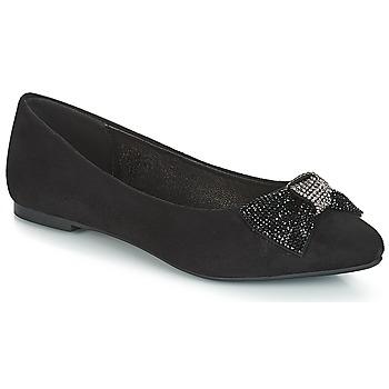 Obuća Žene  Balerinke i Mary Jane cipele André FAUTIVE Crna