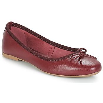 Obuća Žene  Balerinke i Mary Jane cipele André PIETRA Bordo