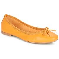 Obuća Žene  Balerinke i Mary Jane cipele André PIETRA Žuta