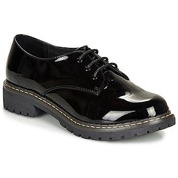 Obuća Žene  Derby cipele André NEBULEUSE Crna