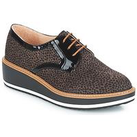 Obuća Žene  Derby cipele André CHICAGO Smeđa