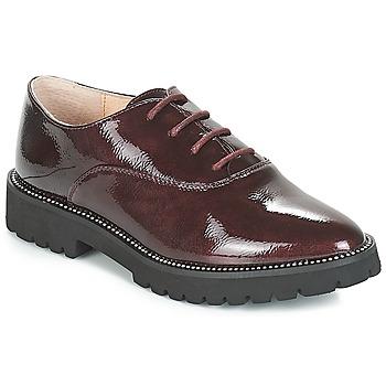 Obuća Žene  Derby cipele André ALIBI Bordo
