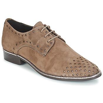 Obuća Žene  Derby cipele André TWIN Bež