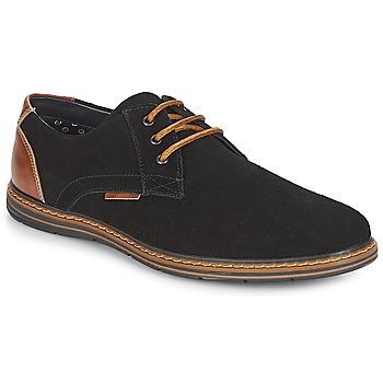 Obuća Muškarci  Derby cipele André MARIO Crna