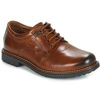 Obuća Muškarci  Derby cipele André BOULON Smeđa