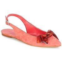 Obuća Žene  Balerinke i Mary Jane cipele André LARABEL Korálová