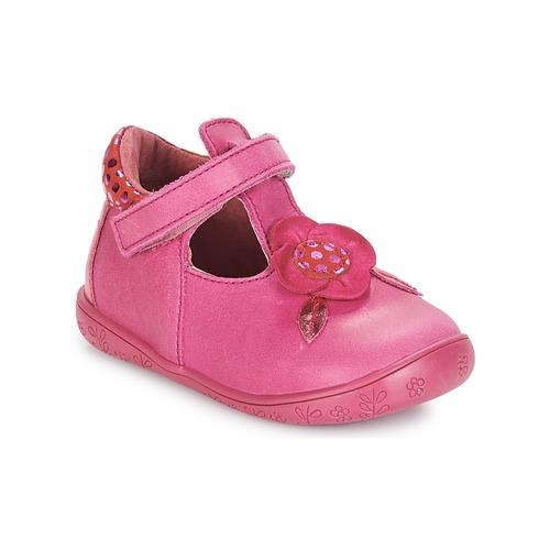 Obuća Djevojčica Balerinke i Mary Jane cipele André FLORE Fuchsiová