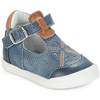 Obuća Djeca Balerinke i Mary Jane cipele André POCHOIR Blue