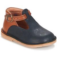 Obuća Djeca Balerinke i Mary Jane cipele André SABLE Blue