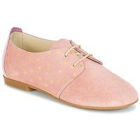 Obuća Djevojčica Derby cipele André CELESTINE Ružičasta