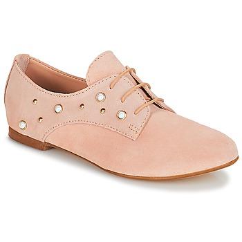 Obuća Djevojčica Derby cipele André PERLA Ružičasta
