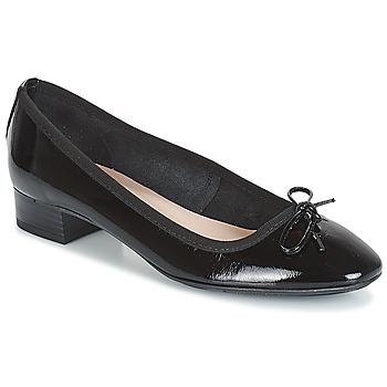 Obuća Žene  Balerinke i Mary Jane cipele André PAROSA Crna