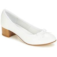 Obuća Žene  Balerinke i Mary Jane cipele André POETESSE Bijela