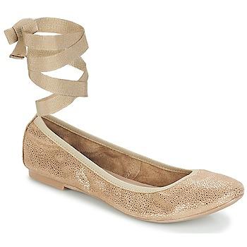 Obuća Žene  Balerinke i Mary Jane cipele André ACTEE Taupe