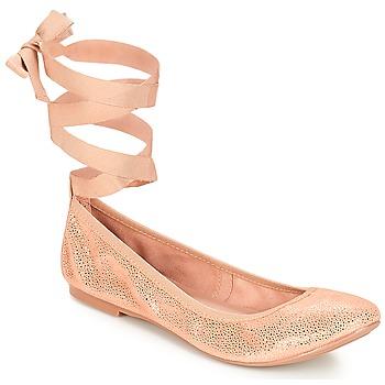 Obuća Žene  Balerinke i Mary Jane cipele André ACTEE Ružičasta