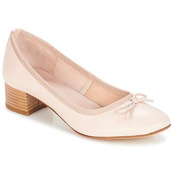 Obuća Žene  Balerinke i Mary Jane cipele André POETESSE Bež