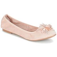 Obuća Žene  Balerinke i Mary Jane cipele André DAHLIA Nude