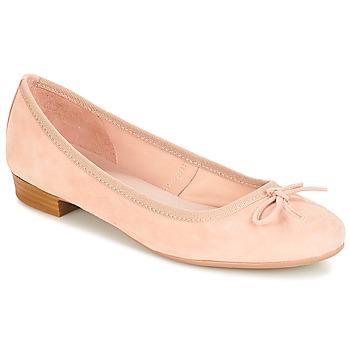 Obuća Žene  Balerinke i Mary Jane cipele André CINDY Bež