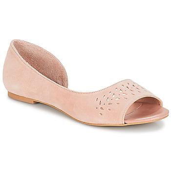 Obuća Žene  Balerinke i Mary Jane cipele André HELIA Ružičasta
