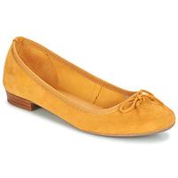 Obuća Žene  Balerinke i Mary Jane cipele André CINDY Žuta