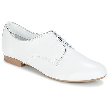 Obuća Žene  Derby cipele André COMPERE Bijela