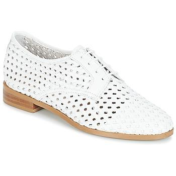 Obuća Žene  Derby cipele André TRANSAT Bijela