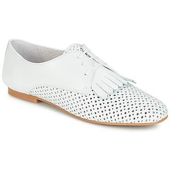 Obuća Žene  Derby cipele André DELICAT Bijela