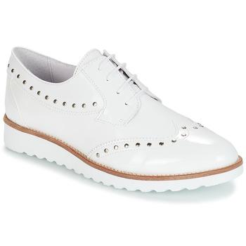 Obuća Žene  Derby cipele André AMBROISE Bijela