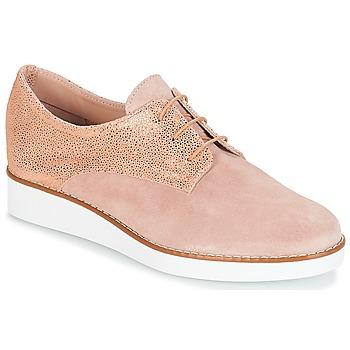 Obuća Žene  Derby cipele André AMITIE Nude