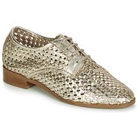 Obuća Žene  Derby cipele André TRANSAT Zlatna
