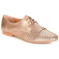 Obuća Žene  Derby cipele André DELICAT Zlatna