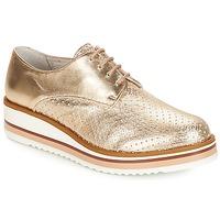 Obuća Žene  Derby cipele André FLORIANE Zlatna