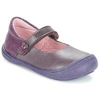 Obuća Djevojčica Balerinke i Mary Jane cipele Citrouille et Compagnie JITSONBU Ljubičasta