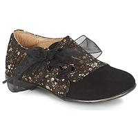 Obuća Djevojčica Derby cipele Citrouille et Compagnie JETTRA Crna / Brončana