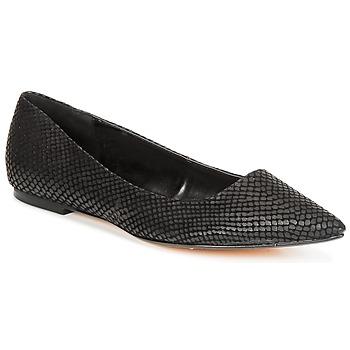 Obuća Žene  Balerinke i Mary Jane cipele Dune London AMARIE Crna